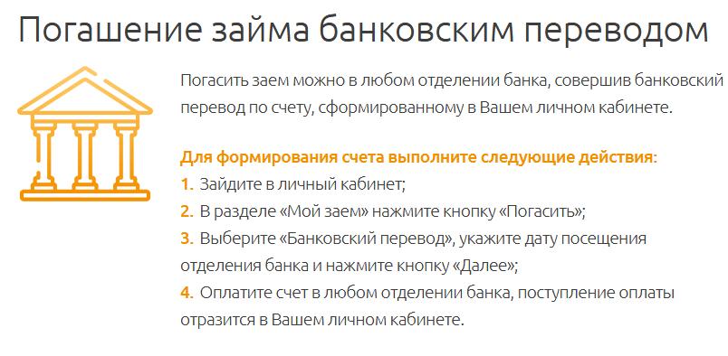 банк почта россии взять кредит